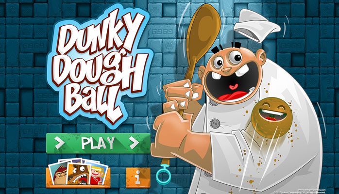 Dunky Dough Ball