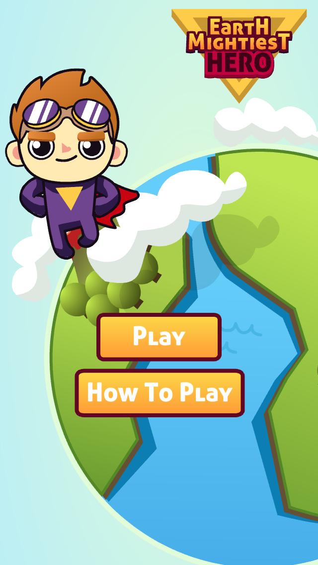 Earth Mightiest Super Hero