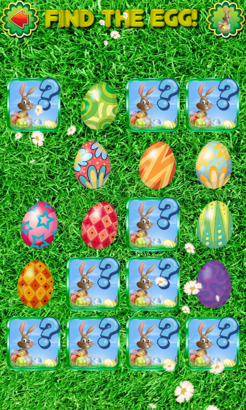 Easter Find The Pair 4 Kids