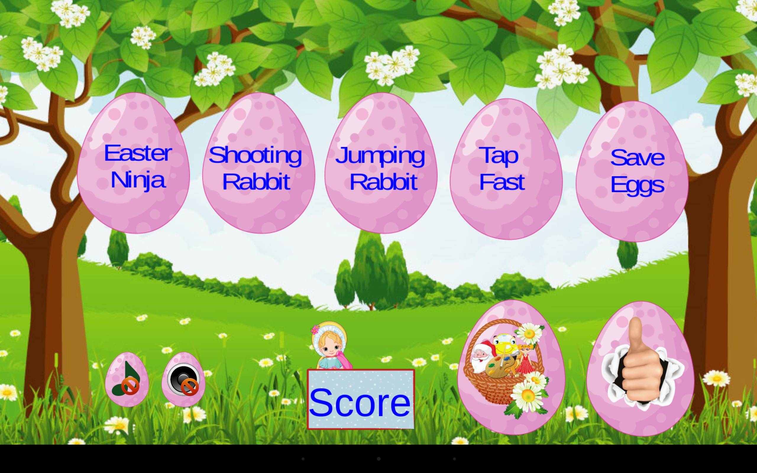 Easter Games 2 for kids