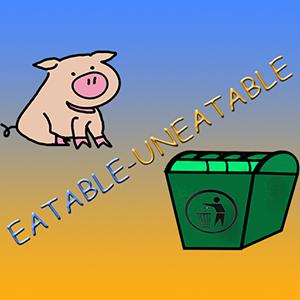 Eatable-uneatable