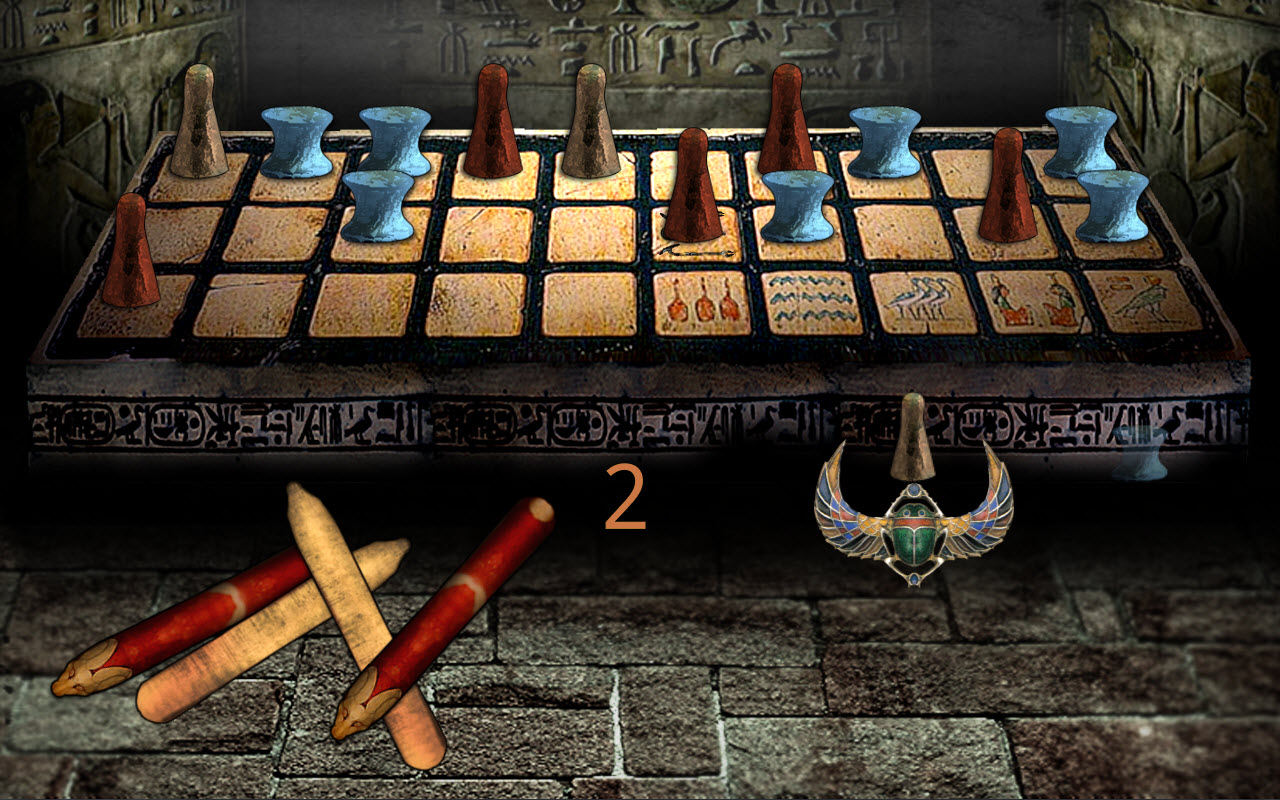 Egyptian Senet
