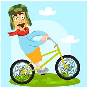 El Chavo Bike