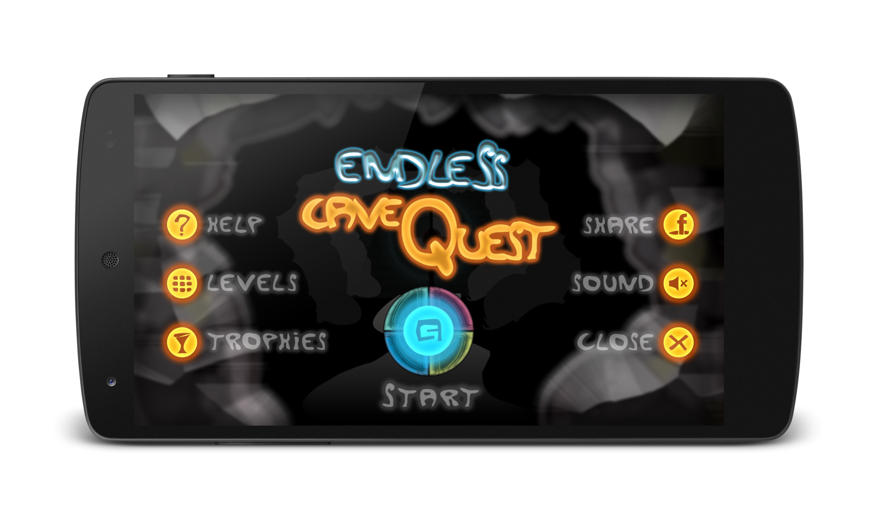 Endless Cave Quest