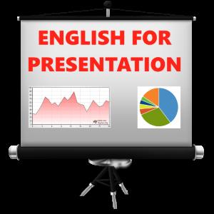 English For Presentation