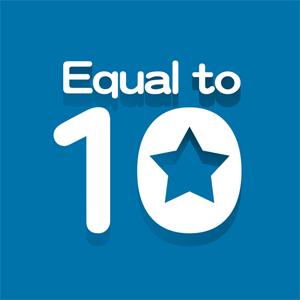 Equal To 10