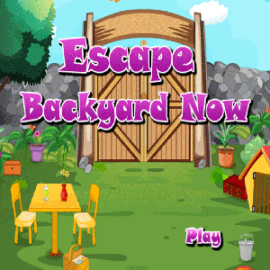 Escape Backyard Now
