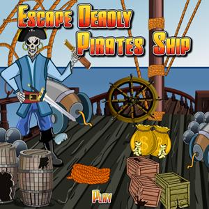 Escape Deadly Pirates Ship