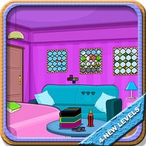 Escape Diamond Bed Room