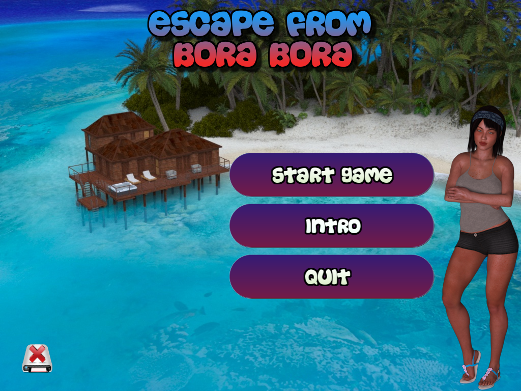 Escape From Bora Bora