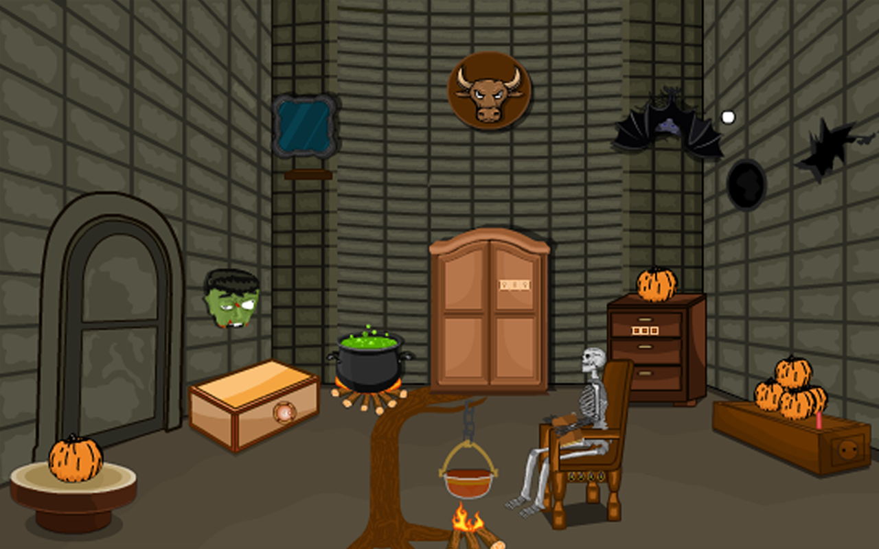 Escape Game-Boot House
