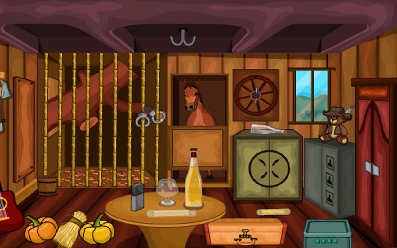 Escape Game-Cowboy House