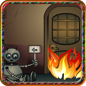 Escape Game-Cyborg House