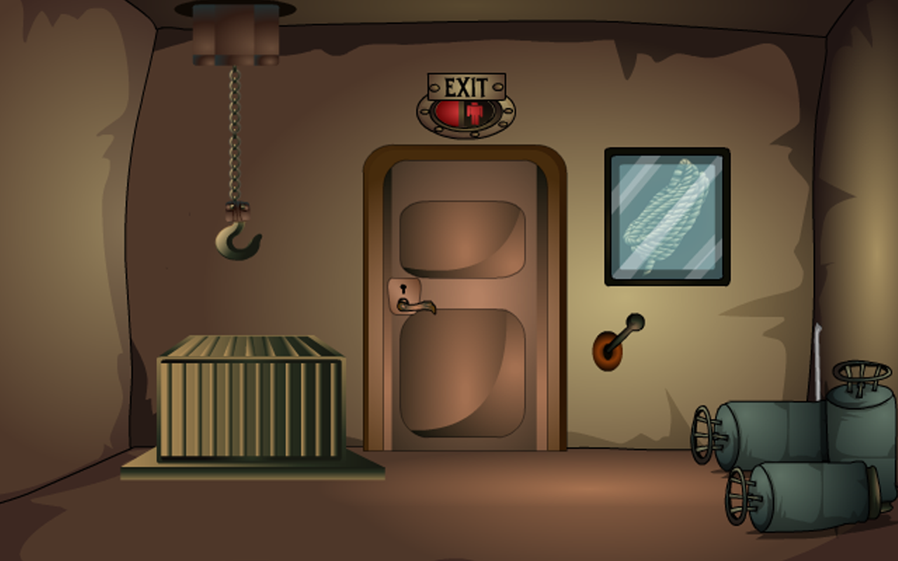 Escape Game-Cyborg House