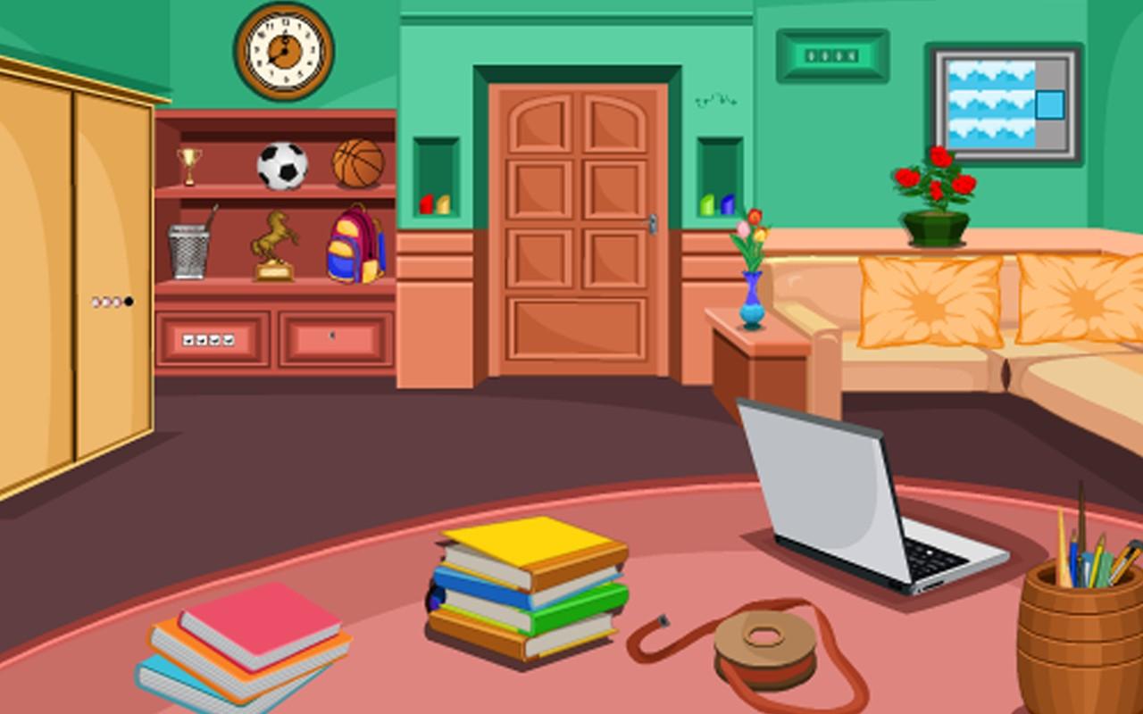Escape Game-Dozing Room
