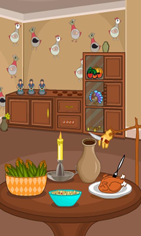 Escape Game-Thanksgiving