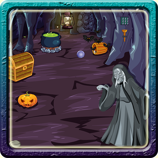 Escape Games-Witch Cave