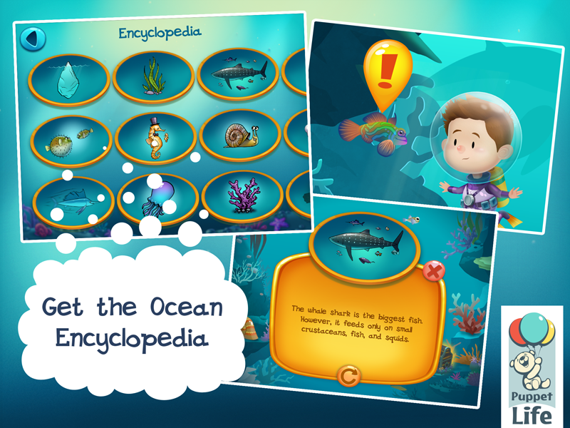Explorium – Ocean for Kids