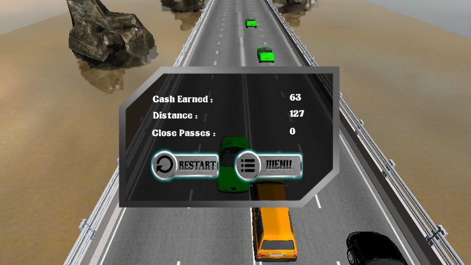 Extra Fast Racing 3D