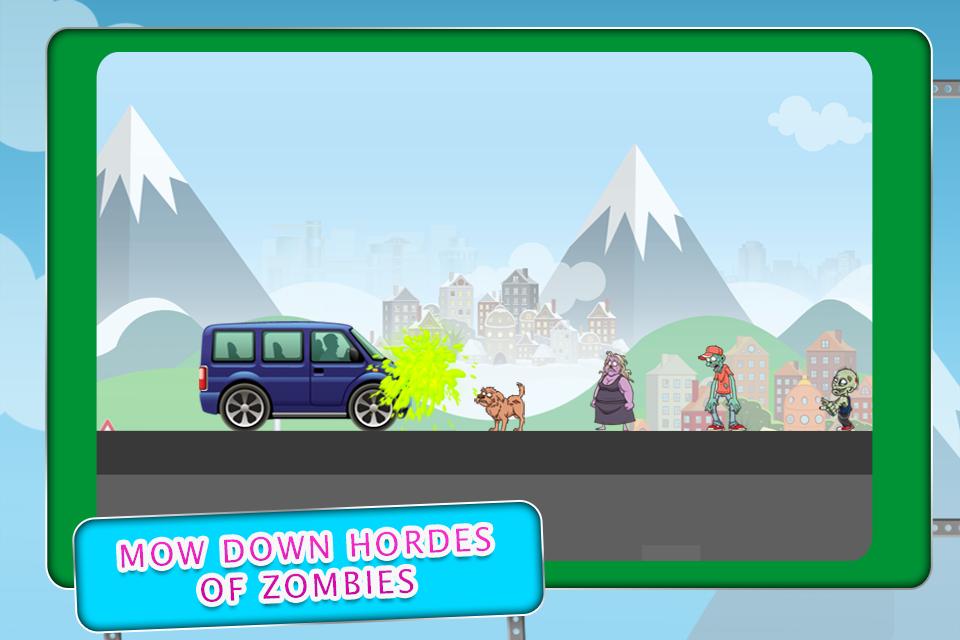 Extreme Zombie Road Rage