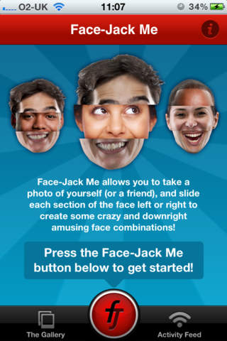 Face-Jack me