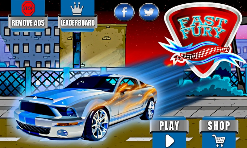 Face The Racers : Street Racing