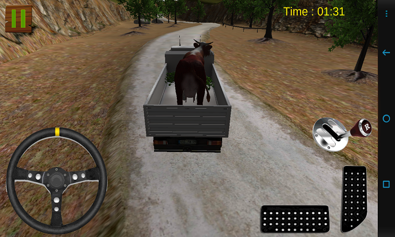 Farm Animal Transporter