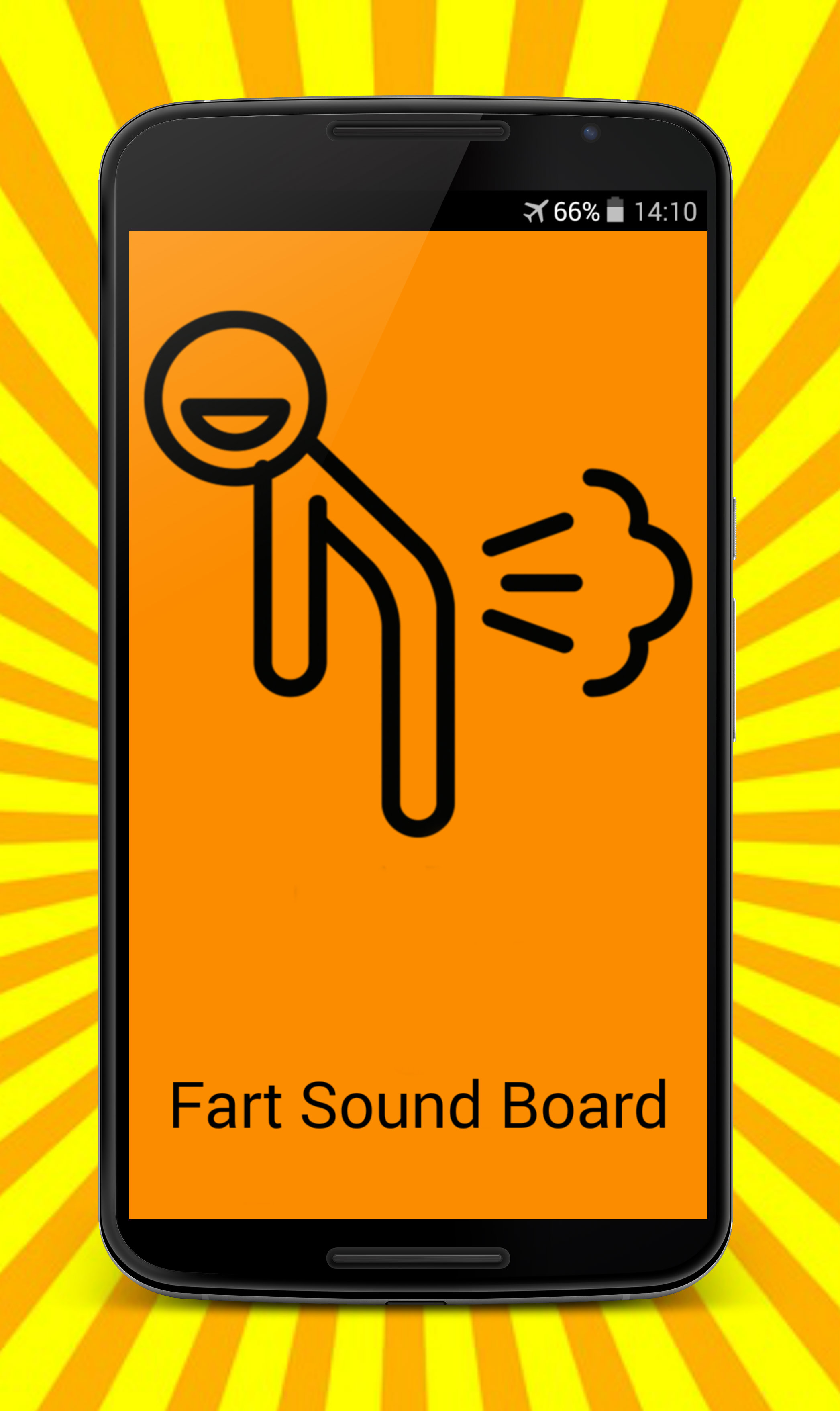 Fart sounds real