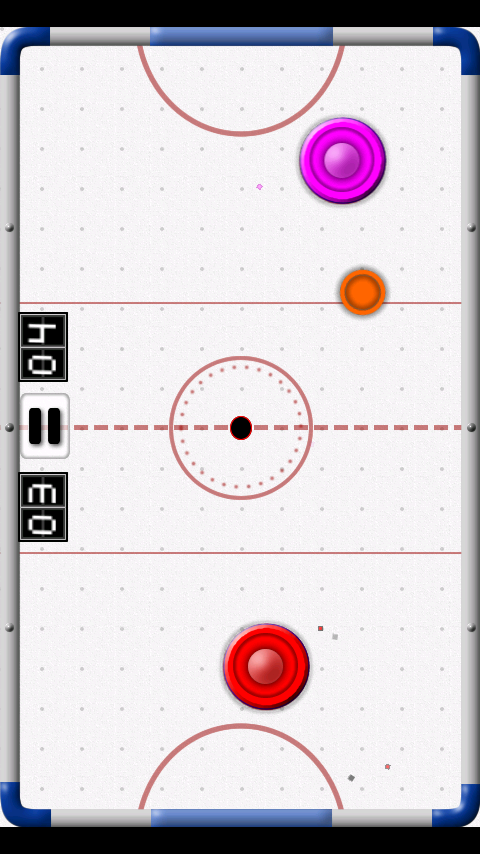 Fast Hockey Game