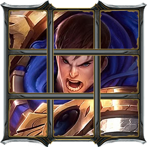 Fighter Puzzle (League of Legends)