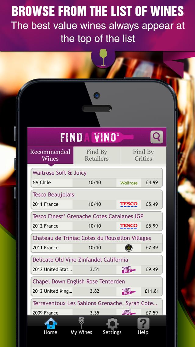 Find A Vino