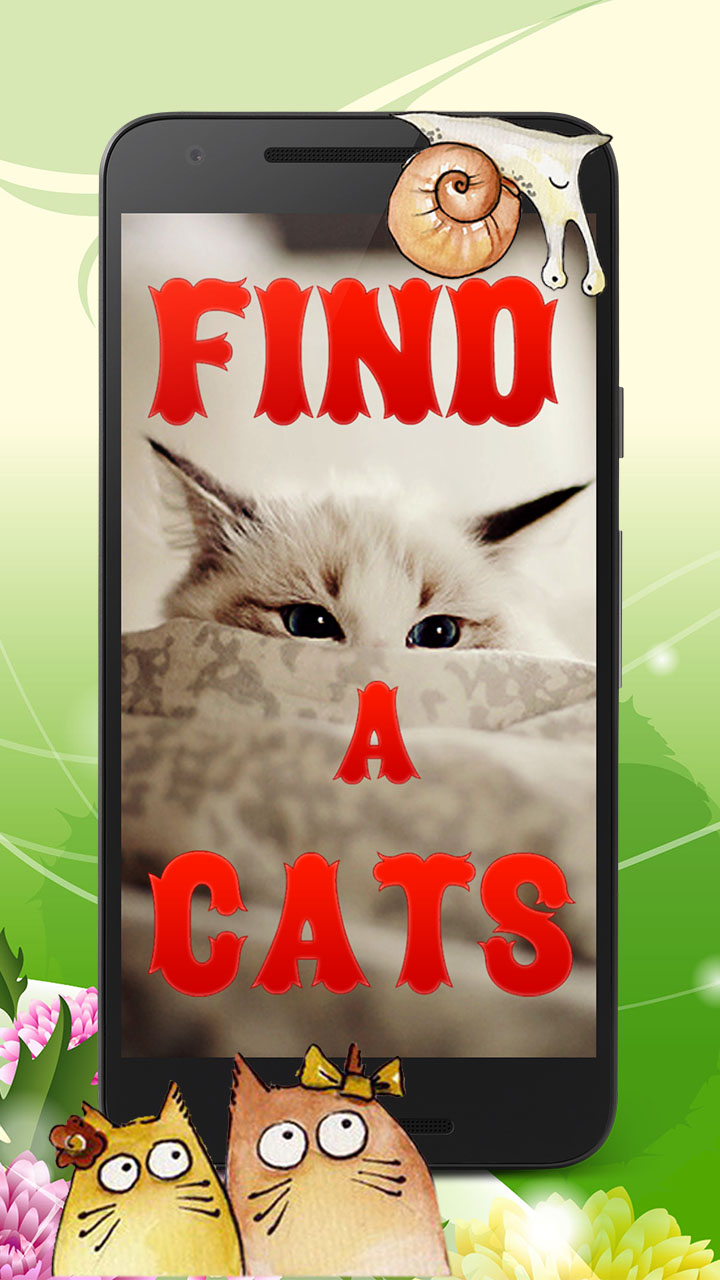 Find Cats