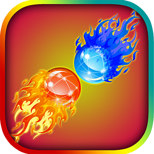 Fire Ball Water Ball Dual Race