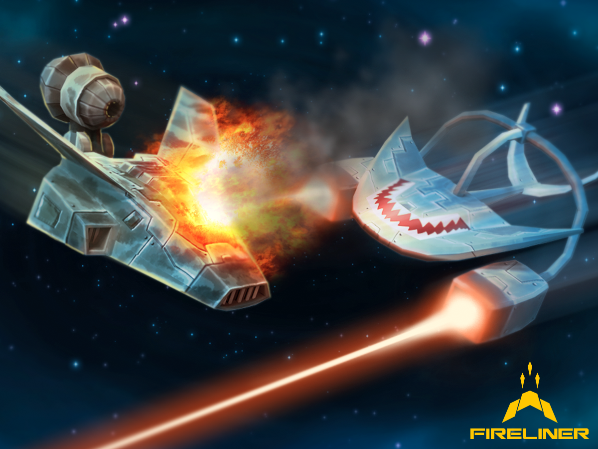 Fireliner: Wild Space Battle