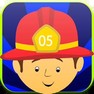 Fireman: Games For Kids Free