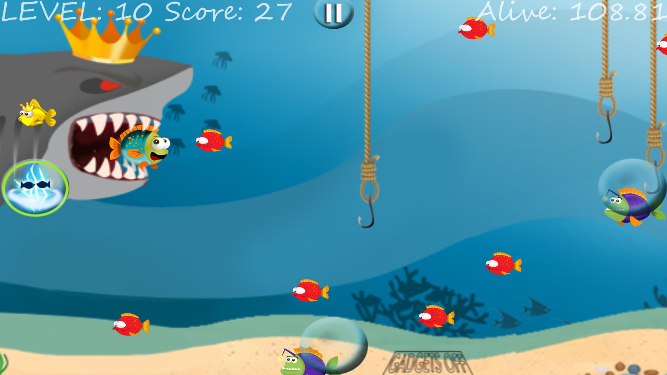 Fish Up
