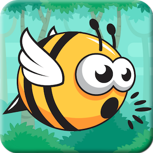 Flappy Hungry Bee