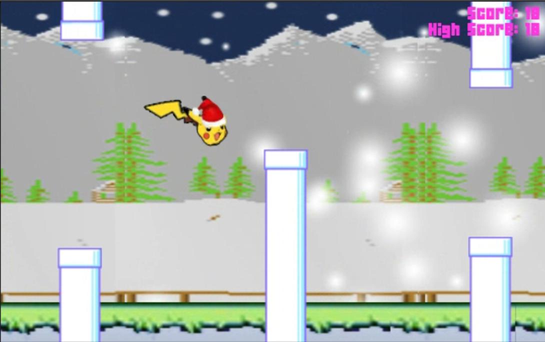 FlappyChuu Christmas !