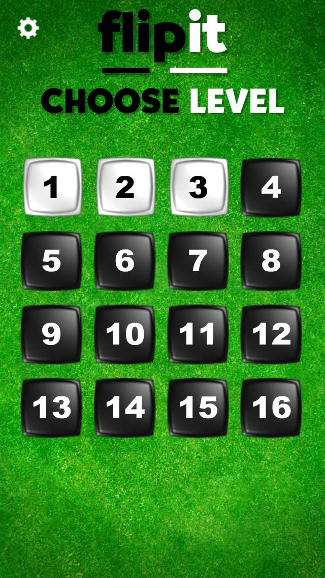 FlipIt – Best puzzle game