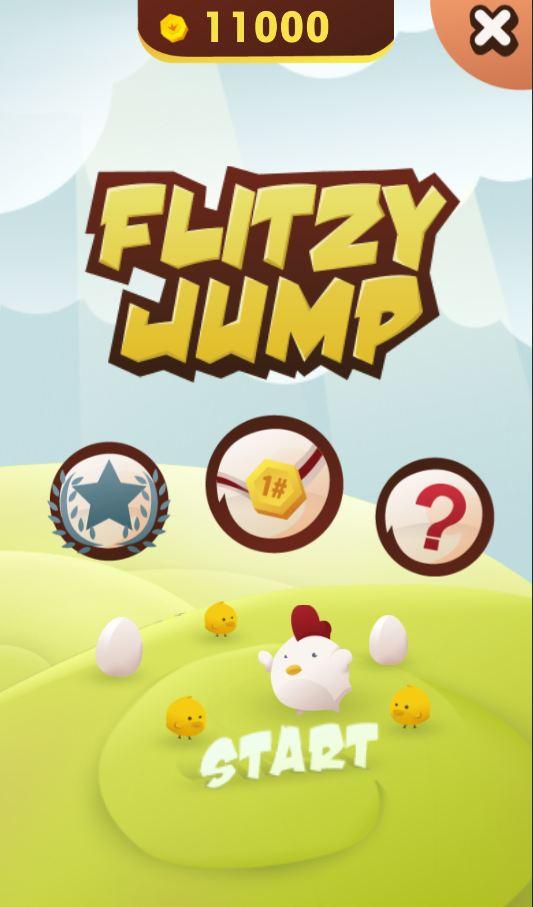 Flitzy jump