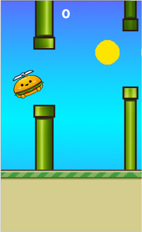 Fly Baby Burger