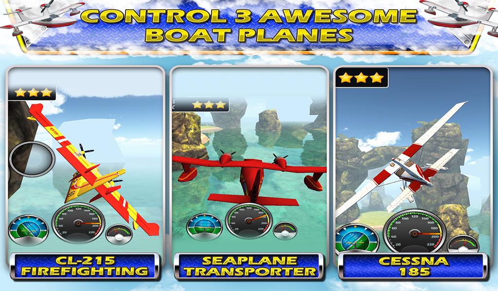 Fly Plane 3D Flying Pilot Hero