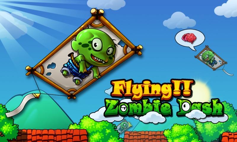 Flying Zombie Dash