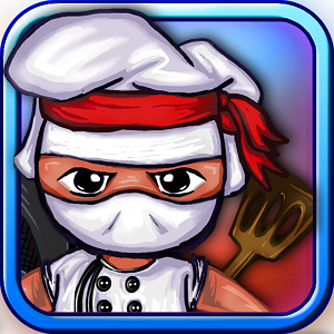 Food Ninja - The Beginning
