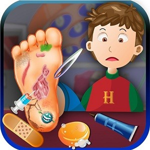 Foot Doctor: Kids Casual Game