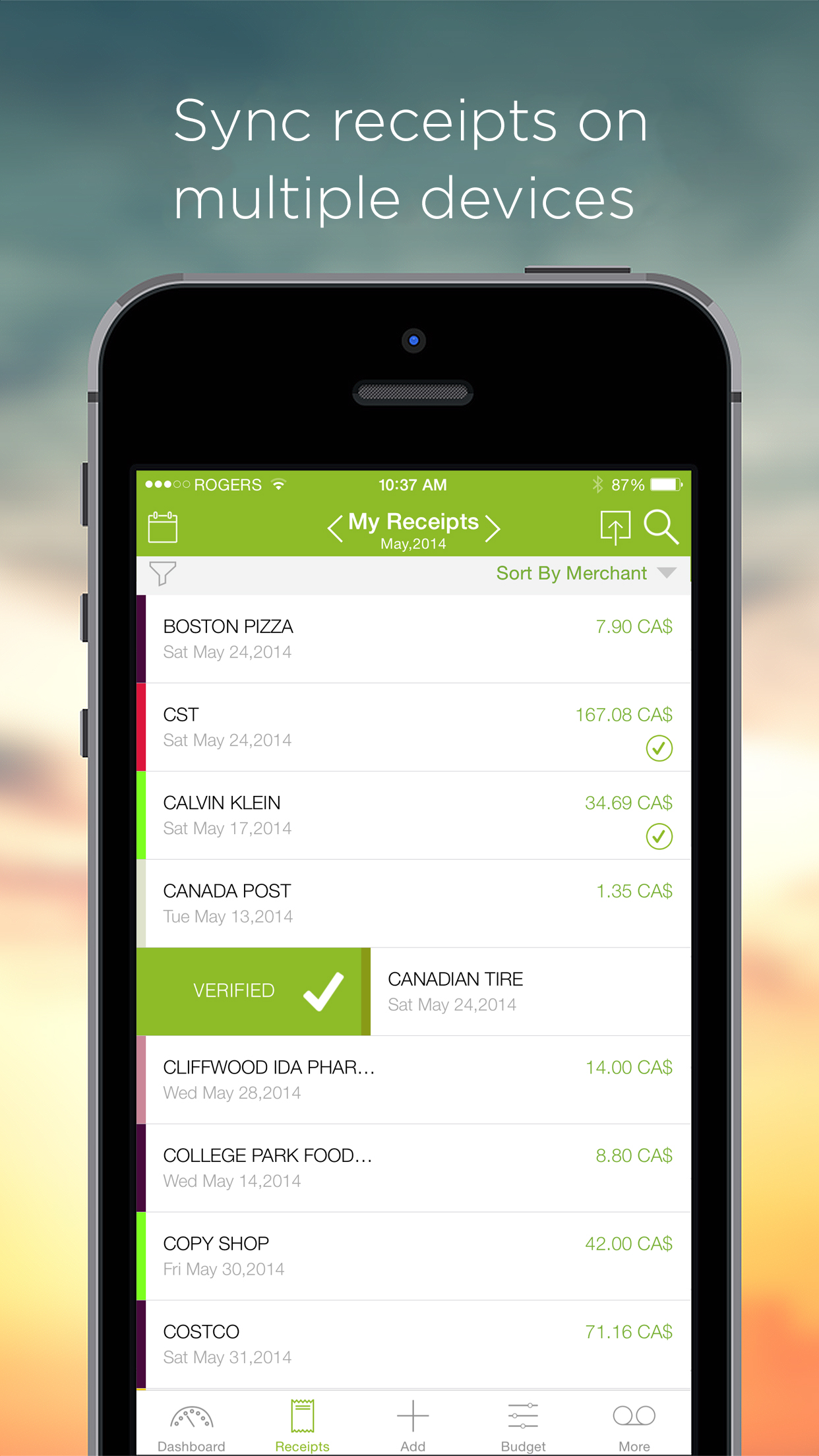 Foreceipt Receipt Manager- Daily Expense & Incomes Tracker,Personal Financial Planning & Monthly Budget Planner