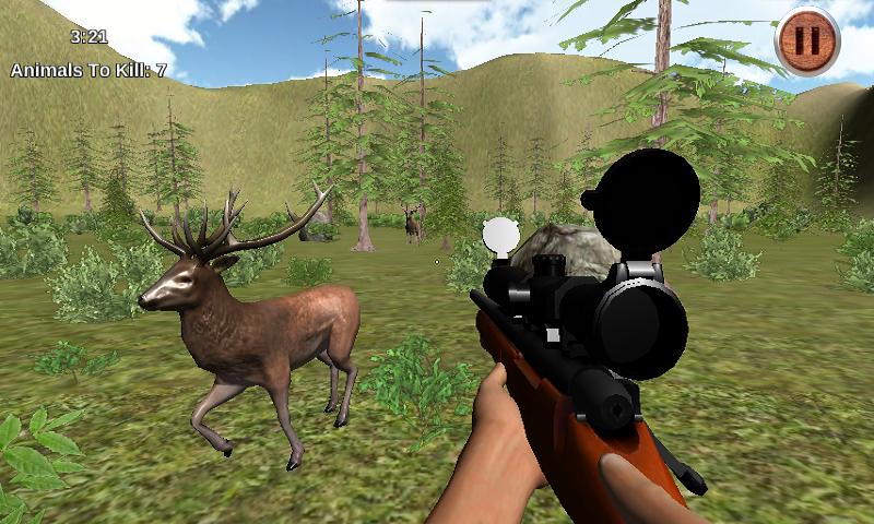Forest Sniper Hunter