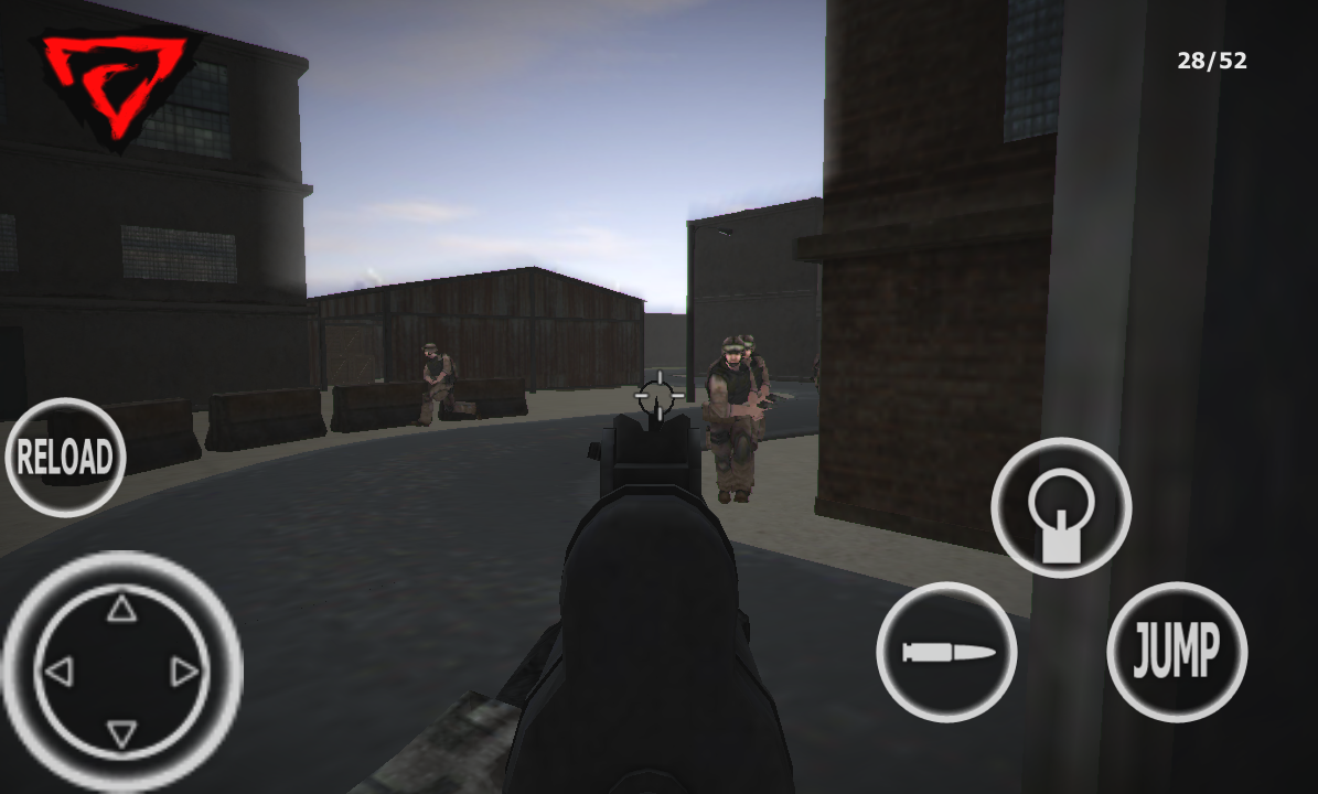 FPS War 2 - Shooter simulator 3D