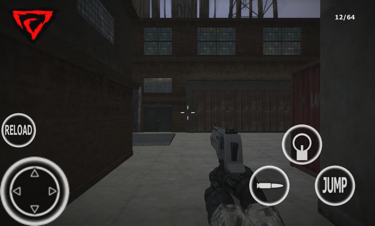 FPS War 2 - Shooter simulator 3D
