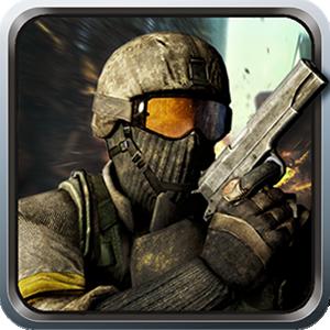 Battlefield Shooting Game 3D